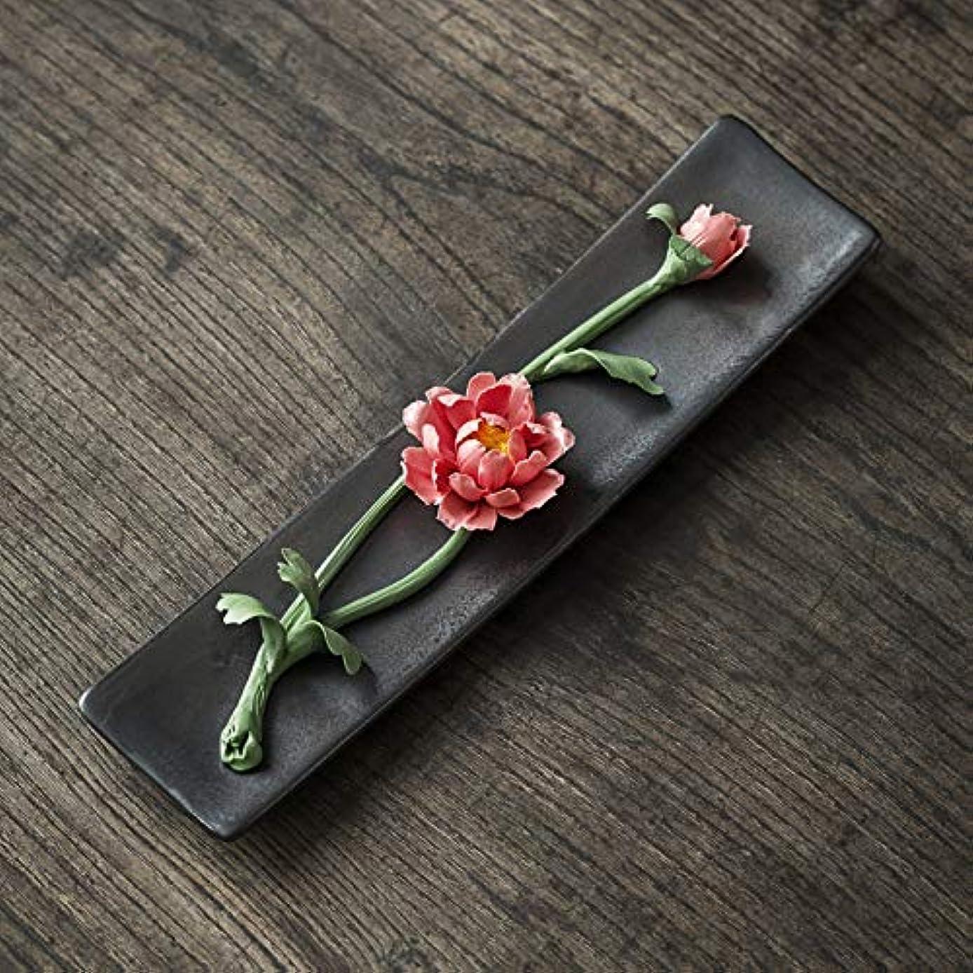 石鹸故意に尊厳線香または線香、ススコレクターまたは絶縁ロッドホルダー線香バーナーL/W/H 26 / 5.7 / 1.6(cm)