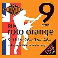 ROTOSOUND/ロトサウンド ROT-RH9 [09-46] エレキギター弦