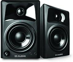 M-Audio アクティブスピーカー・システム 10W 3インチ AV32