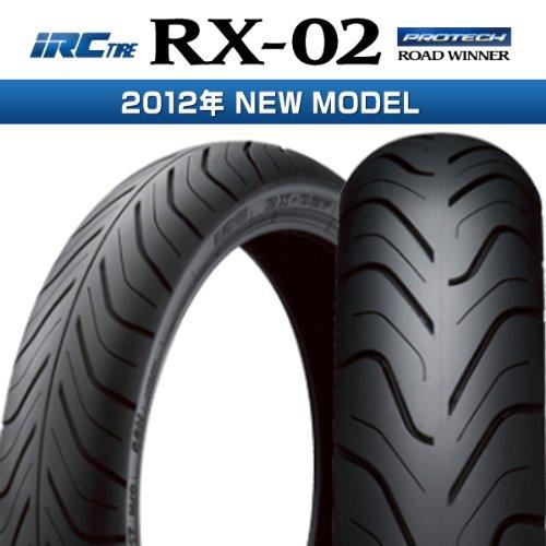 ROAD WINNER RX-02 前後セット 110/70-17 + 140/70-17