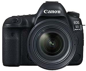 Canon デジタル一眼レフカメラ EOS 5D MarkIV レンズキット EF24-70 F4L IS USM 付属 EOS5DM4-2470ISLK