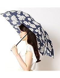シュプレコリン(CYPRES COLLINE) 雨傘(折りたたみ傘/3段/ミニ傘)【軽量/UV加工付き】花柄(婦人/レディース)