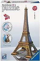 Eiffel Tower 3D Puzzle [並行輸入品]