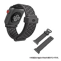Catalyst (カタリスト) Apple Watch 38mm シリーズ 3/2/1 スポーツバンド ブルーリッジサンセット CT-SBAW1738-SG
