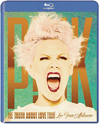 [画像:Truth About Love Tour: Live from Melbourne [Blu-ray]]