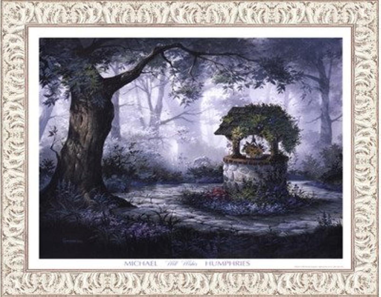 枯渇する名門イースターWell Wishes by Michael Humphries – 17 x 13インチ – アートプリントポスター 17 x 13 Inch LE_115526-F9711-17x13