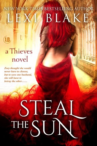 Download Steal the Sun (Thieves Book 4) (English Edition) B00HSNMKF0