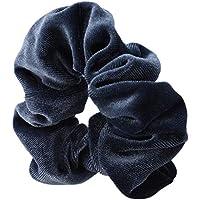 Large Capacity Outdoor Equipment Velvet Elastic Scrunchie (Color : Blue)