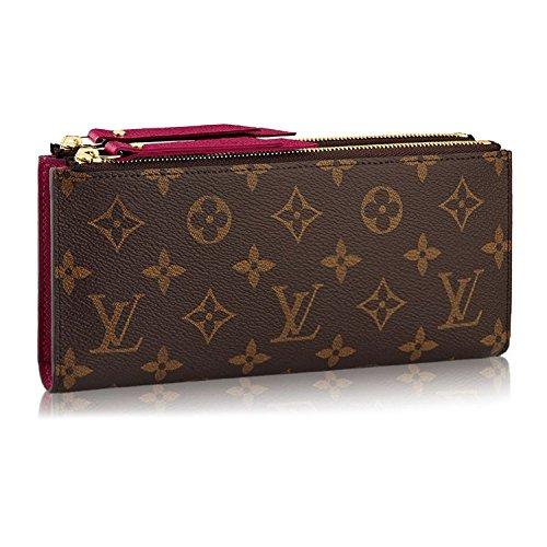 Louis VuittonモノグラムキャンバスAdele財布...