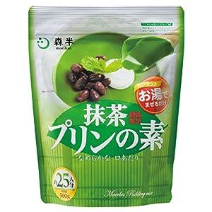 共栄製茶 森半 業務用 抹茶プリンの素 500g