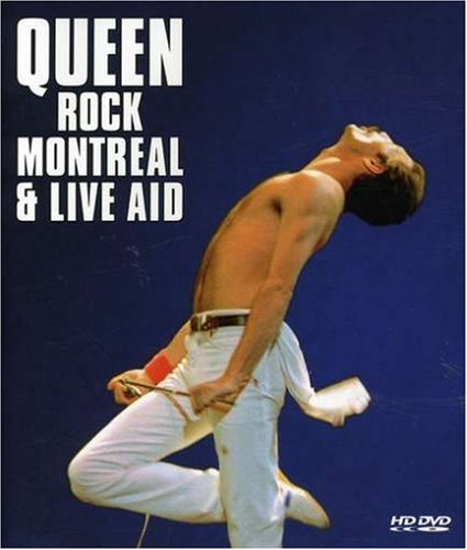 Queen Rock Montreal & Live Aid [HD DVD] [Import]