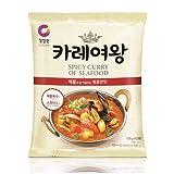 チョンジョンウォン カレー女王海鮮 108g Korea Food 韓国(並行輸入品)