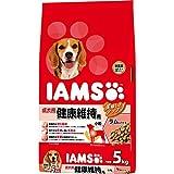 アイムス (IAMS) 成犬用 健康維持用 ラム&ライス 小粒 5kg [ドッグフード]