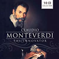 Claudio Monteverdi - The Innovator by Cadelo (2012-07-31)