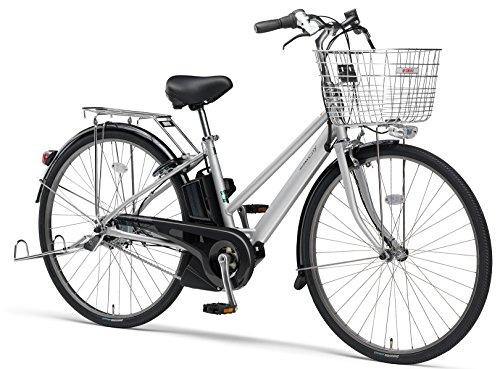 電動アシスト自転車 PAS CITY S8 27インチ 2016年モデル マットプラチナ