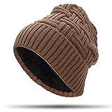 KUPEERS 保温防風 ニットキャップ,大きいサイズ 軽量 精巧 シンプル ニット帽子,スキー スノボ アウトドア メンズ レディース サイズ展開 小顔効果 男女兼用