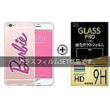 iPhone7plus バービー ケース + 液晶ガラスフィルム 【 Type2 】 iPhone 7 plus / アイフォン / アイフォン7 + / アイフォーン / アイホン / スマートフォンケース / スマホカバー / スマホケース / Barbie / バービー人形 / クリアケース