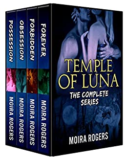 Temple of Luna (Bundle, Stories 1-4) by [Rogers, Moira]