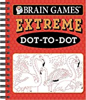 Brain Games Extreme Dot to Dot
