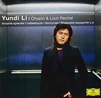 Chopin & Liszt Recital Yundi Li by Chopin/Liszt (2012-05-04)