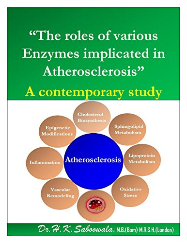 "-""The roles of various Enzymes implicated in Atherosclerosis""- A contemporary study… (English Edition)"