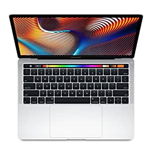 Apple 13インチ MacBook Pro Touch Bar|第8世代 2.3GHz クアッドコア Intel Core i5|256GB|シルバー|MR9U2J/A