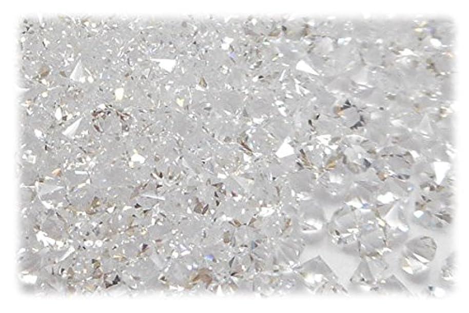 ロールうなずく請求SHAREKI CRYSTAL Vカット (チャトン) ホイル無し ラインストーン クリスタル ss3 約10グロス(1440個) nh_crystal
