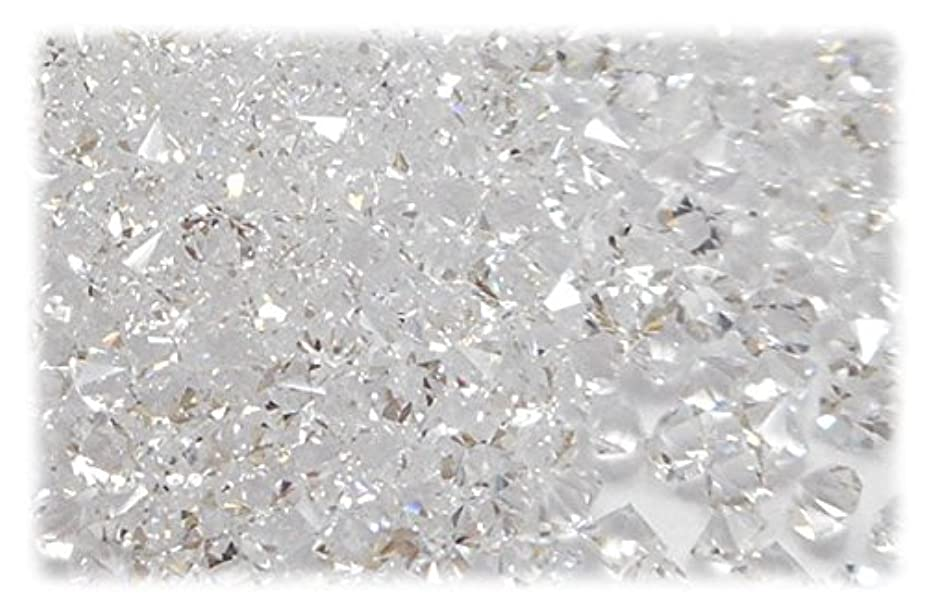 無駄鎮静剤ファイバSHAREKI CRYSTAL Vカット (チャトン) ホイル無し ラインストーン クリスタル ss3 約10グロス(1440個) nh_crystal