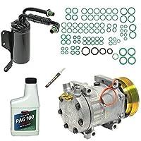 UAC KT 4318 A/C Compressor and Component Kit 1 Pack [並行輸入品]