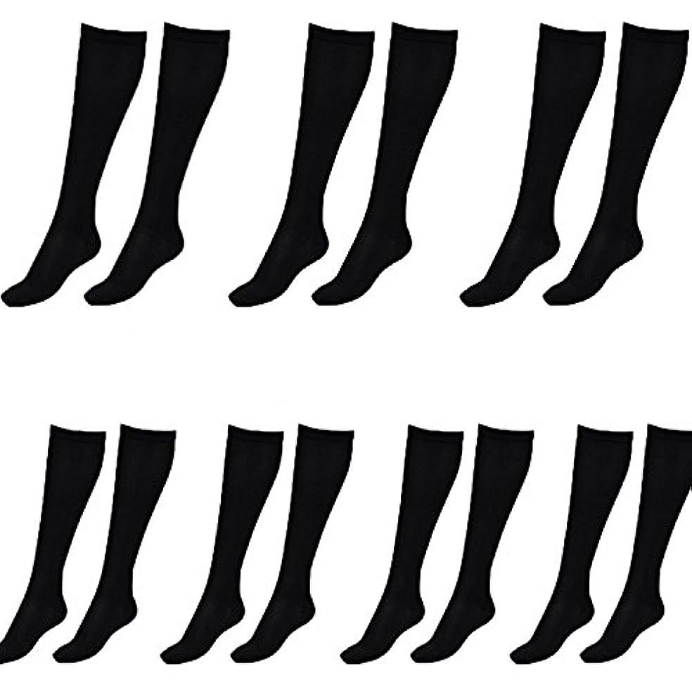 ポンドケージ対象美脚X ビキャックス 強圧補正ソックス レディース 7足セット 着圧 ソックス 引き締め 伸縮 靴下