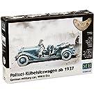 1/35 独・スタッフカー170V・オープン座席タイプ 1936
