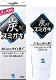 スミガキ 炭配合(清掃剤) 口臭予防 歯みがき ハーブミントの香り 100g