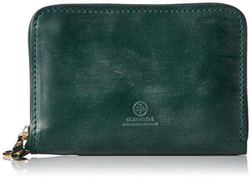 [グレンロイヤル] ジップ付き財布 WALLET WITH DIVIDERS 03-6025