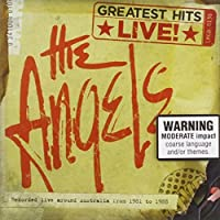 Greatest Hits Live by ANGELS (2011-06-14)