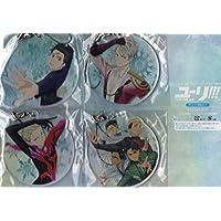 アニメイト限定セット ユーリ!!! on ICE 公式ファンブック GO YURI GO!!! 同梱特典 アクリルストラップ 4種 ヴィクトル 勇利 ユーリ