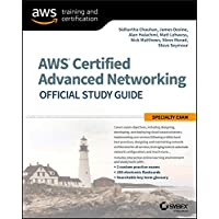 AWS Certified Advanced Networking Official Study Guide: Spec…