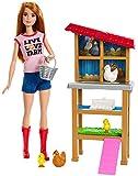 Barbie-FXP15 Doll, Multicoloured, FXP15