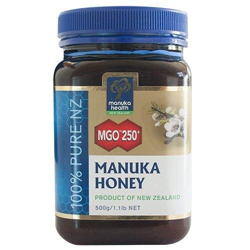 マヌカハニー蜂蜜 MGO250+ 500g ニュージーランド産(並行輸入品 海外直送品)