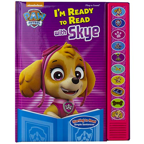 Paw Patrol Im Ready To Read With Skye