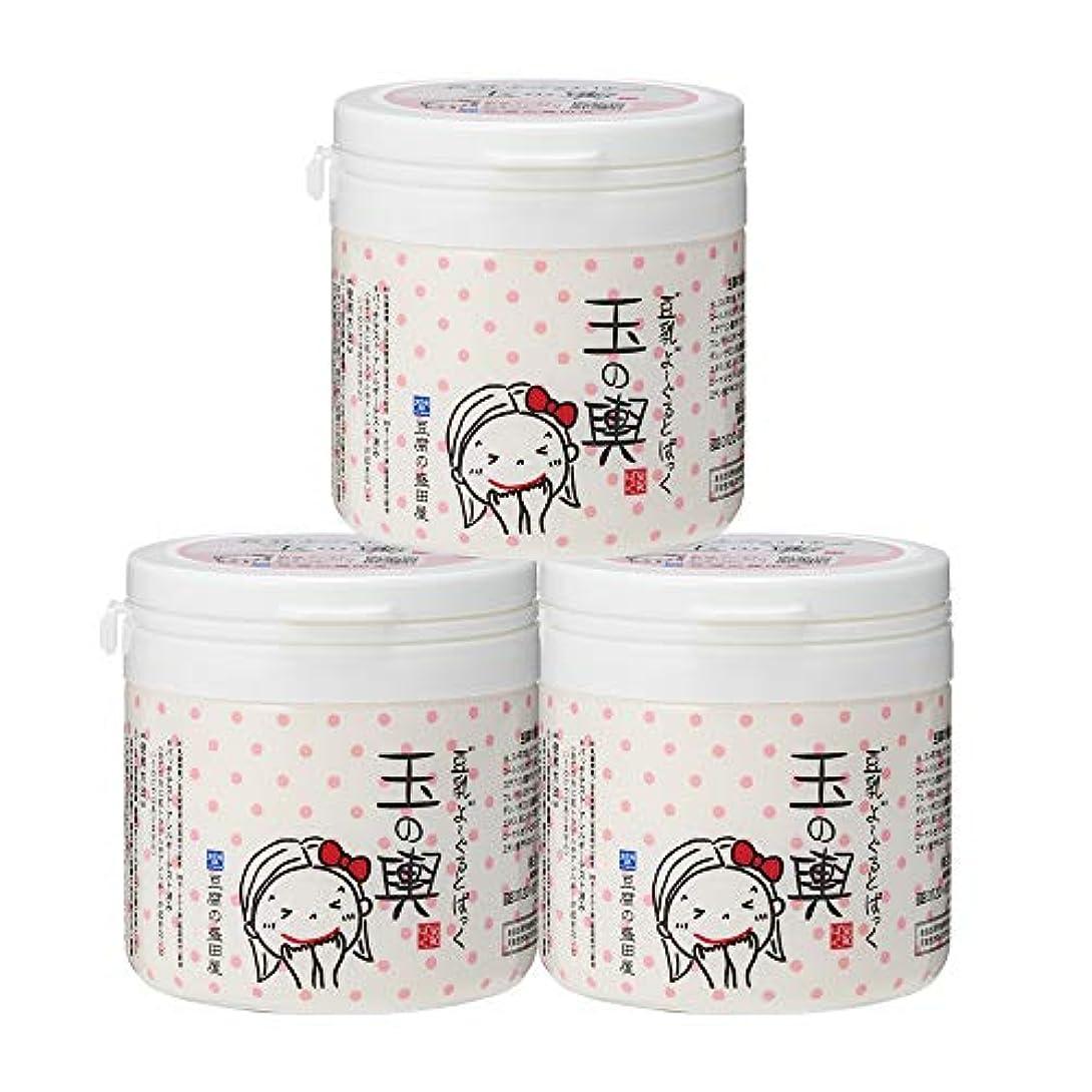ようこそ患者青豆腐の盛田屋 豆乳よーぐるとぱっく 玉の輿 150g×3個セット