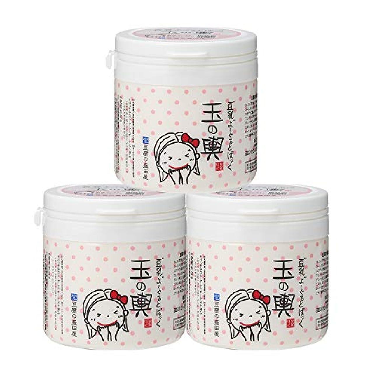 かわいらしい体系的に旅客豆腐の盛田屋 豆乳よーぐるとぱっく 玉の輿 150g×3個セット