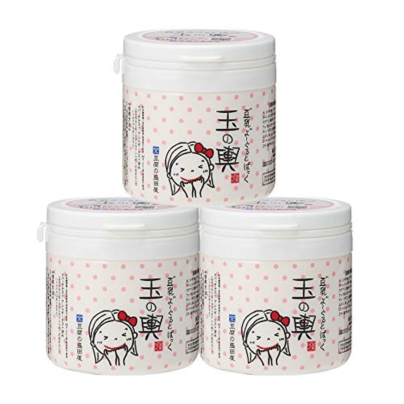 レール外国人リズミカルな豆腐の盛田屋 豆乳よーぐるとぱっく 玉の輿 150g×3個セット