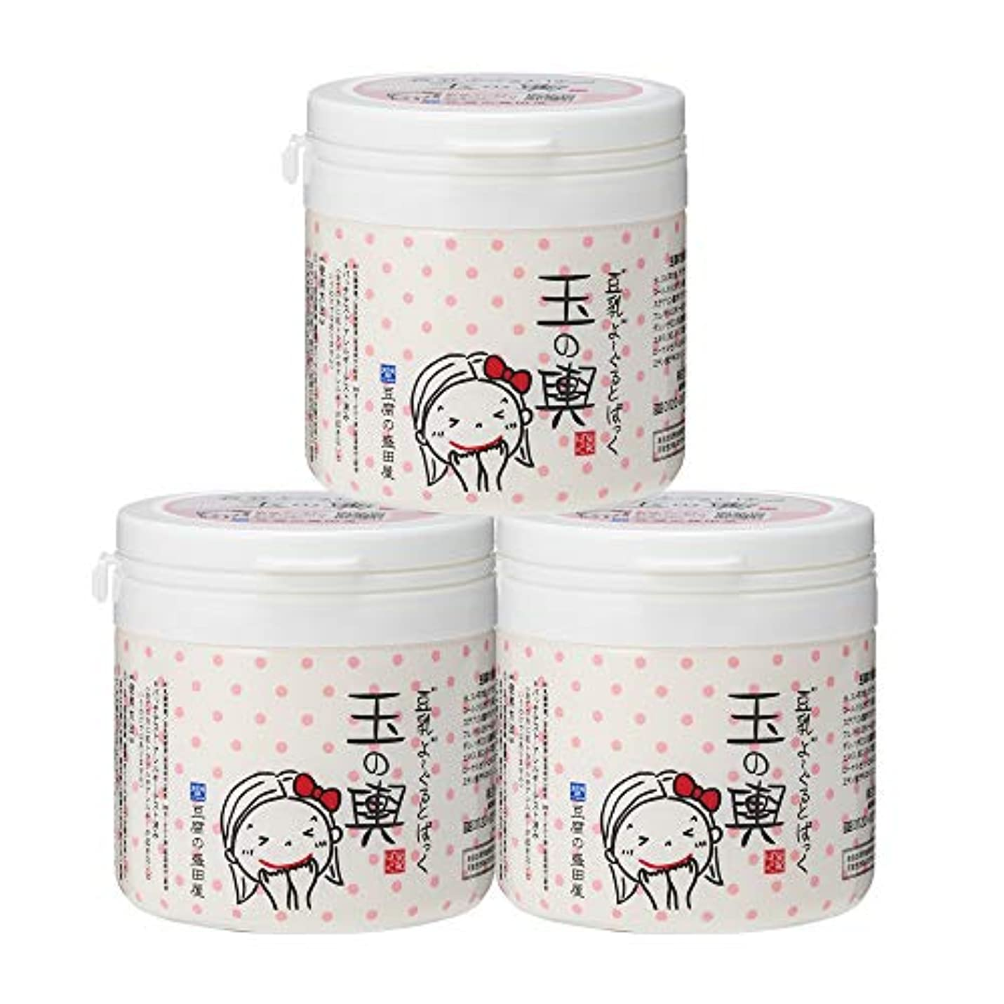 高度ファンネルウェブスパイダーに賛成豆腐の盛田屋 豆乳よーぐるとぱっく 玉の輿 150g×3個セット