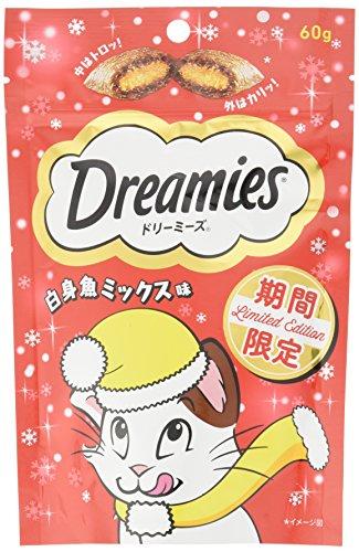 期間限定 白身魚ミックス味 60g×6個 (まとめ買い) ドリーミーズ マース ジャパン リミテッド