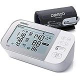 オムロン 上腕式血圧計 ホワイト HCR-7502T