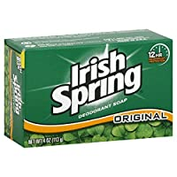 Irish Spring Deodorant Bath Bar - Original - 3.75 oz by Irish Spring [並行輸入品]