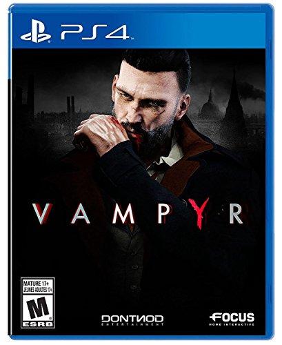 Vampyr (輸入版:北米) - PS4 発売日