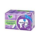Laurier Pantyliner Active Fit Safety Long and Wide, 40ct