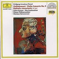 Mozart: Violin Concerto No.5