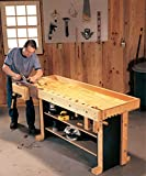 How to Make Workbenches & Shop Storage Solutions: 28 Projects to Make Your Workshop More Efficient: From the Experts at American Woodworker 画像